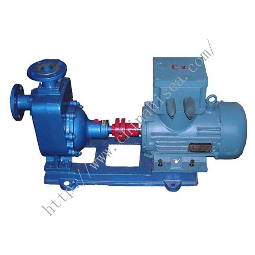 Self-priming Horizontal Centrifugal Oil Pump