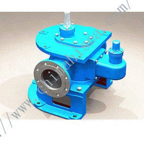 Vertical Circular Gear Pump ( LYB )