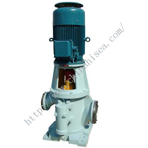 3GCL Vertical Three Screw Pump