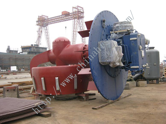 Well type Azimuth Thruster