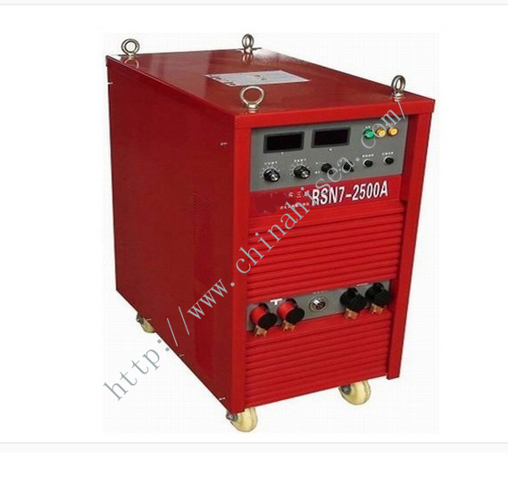 Inverter drawn arc stud welder 2500A