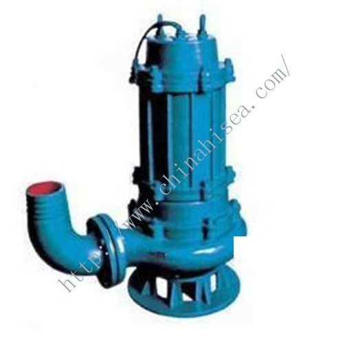 WQ dive waste pump