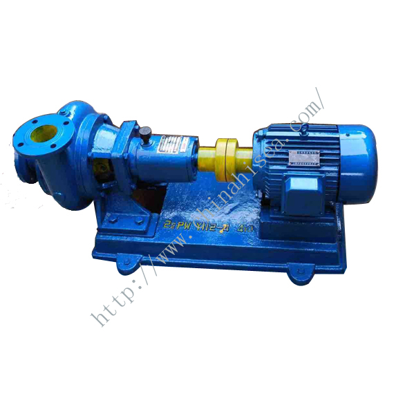 PW waste water pump