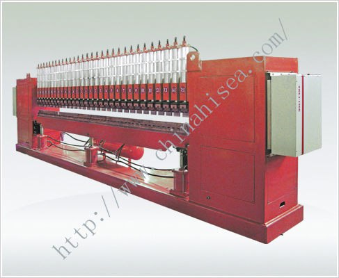 Gantry type row welding machine