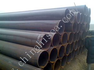 Spiral double-side submerged-Arc Welded steel pipe