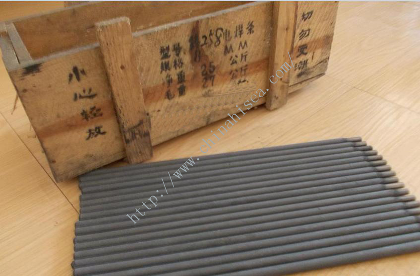 W607 Low Temperature Steel welding rods