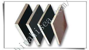 phenolic glue black film faced plywood,plywood template,plywood form work