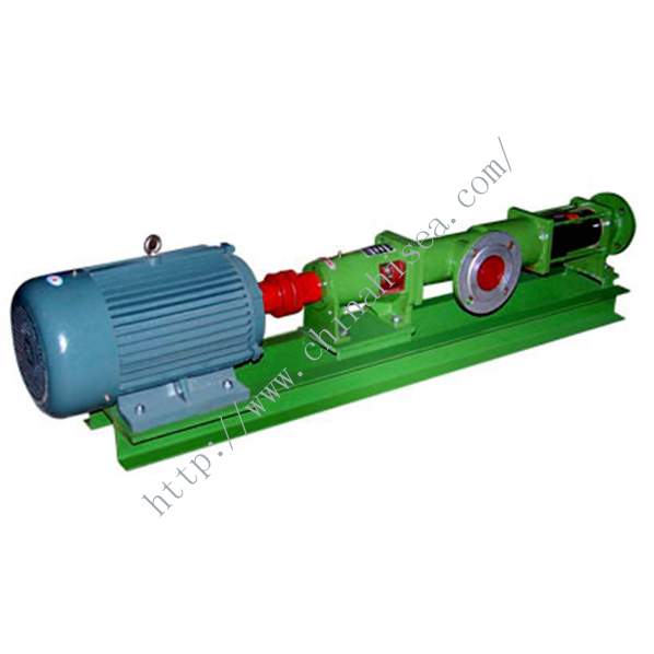Marine Single Screw Pump