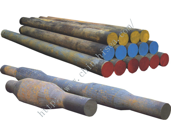 roll forging shaft