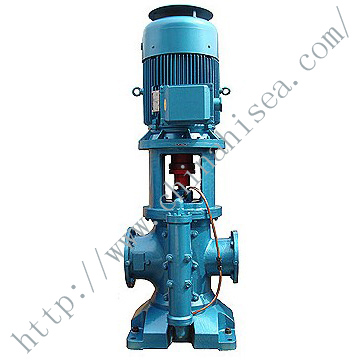 LYB Vertical Arc Gear Pump