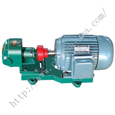 BCB Internal Meshing Lycloindal Rotor Pump