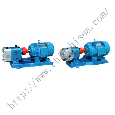 Outside Lubrication Gear Pump