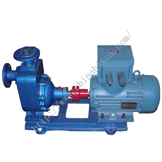 CYZ-A Marine Horizontal Oil Pump
