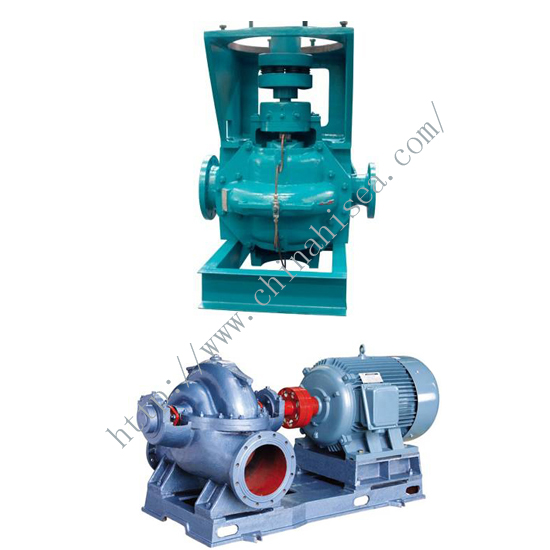 TSH Single Stage Double Suction Pump