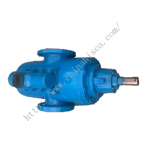 SN Three-Spindle Screw Pump