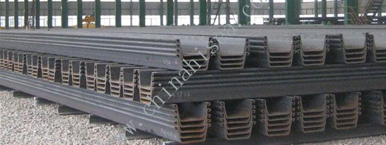 Hot Rolling U Shape Steel Sheet Pile