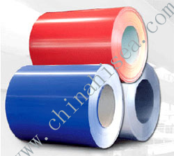 prepainted galvanized steel coil and ppgi steel coil and color coated galvanized steel coil