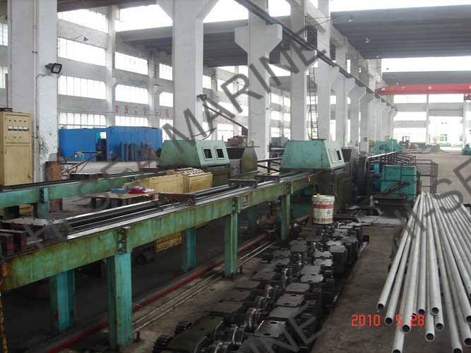 Pipe Machine Workshop