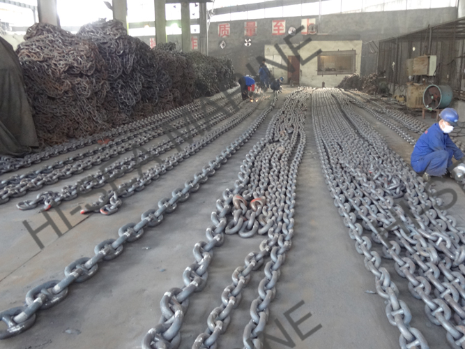 Anchor Chain Workshop