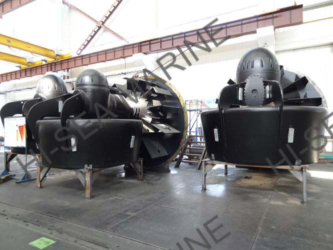 Marine Rudder Equipment