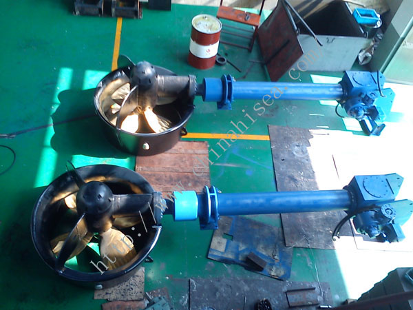 Deck Rudder Propeller