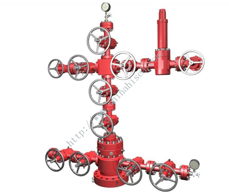 Oil/Gas Wellhead Assembly & Christmas Tree,Oil/Gas ...