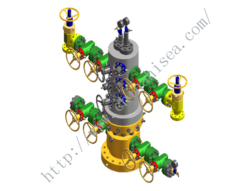 Oil(Gas) Dual Completion Wellhead - CGI Side View.jpg