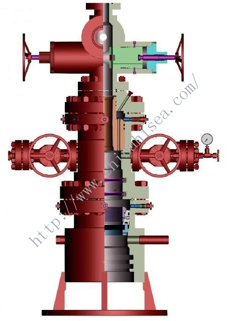 Oil/Gas PCP Wellhead