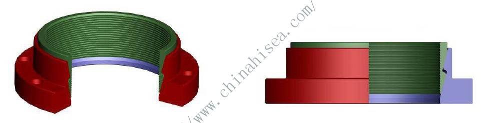 Oil(Gas) Casing Hanger - Slip Type Model WD CGI.jpg