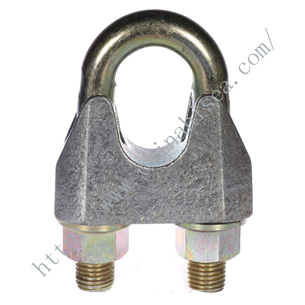 EN 13411 Type A Wire Rope Grips Clips