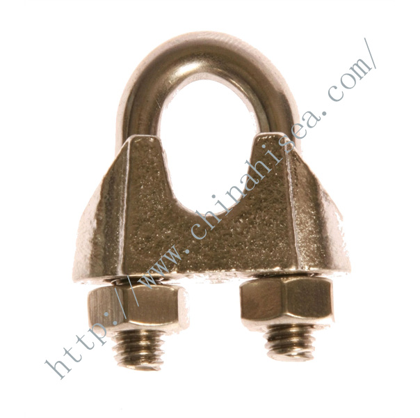 Stainless Steel Wire Rope Grips Clips