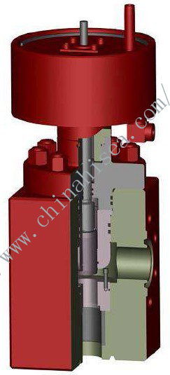 Drilling Choke Valve - Hydraulically Actuated Cylindrical Gate Type.jpg