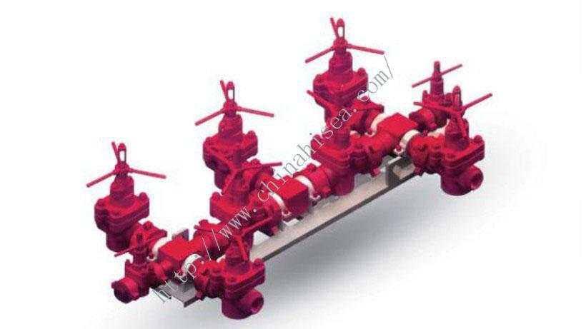 Drilling Fluid Manifold - Groud Valve Stack.jpg