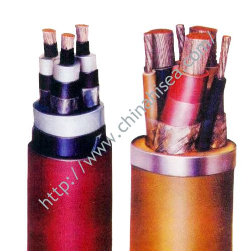 Fluoroplastic Heat resistance Contorl Cable
