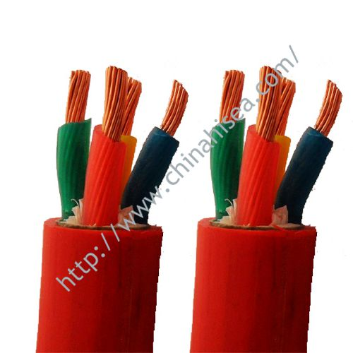 Silicon Rubber Control Cable