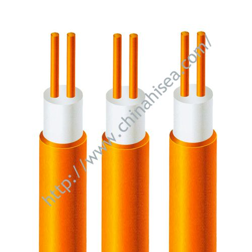 Fireproof high temperature resistant control cable