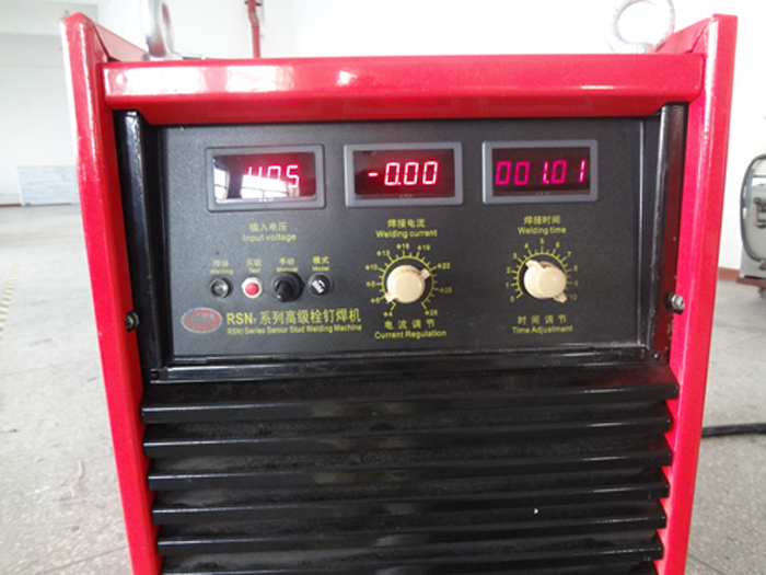 shear connector welding machine