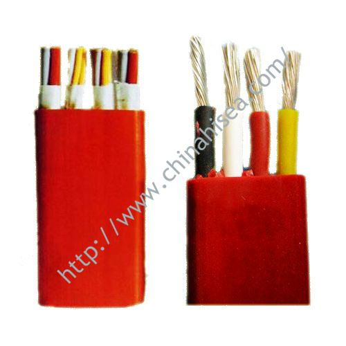 high voltage resistant flat cable