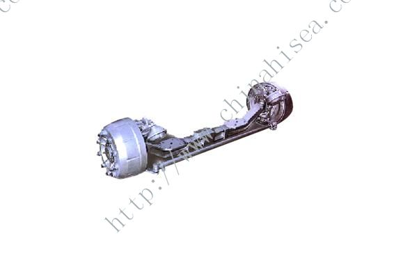 Steyr steering front axle
