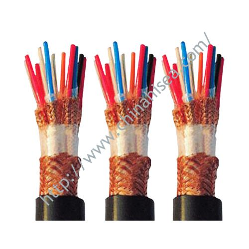 Aviation fluorocarbon resin insulated cable
