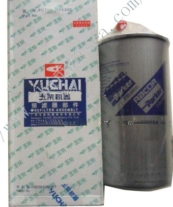 Yuchai Fuel Filter Assembly