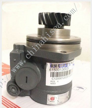 Weichai power steering pumps 612600130140
