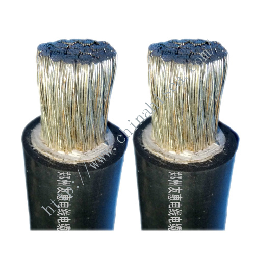 Rubber insulated Nitrile sheathed leading cable