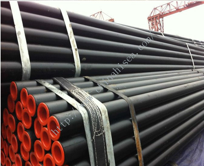 Thermal expansion seamless steel pipe
