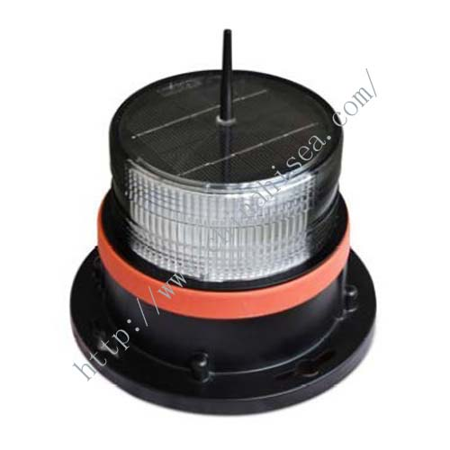 Marine Solar LED Navigation Signal Light