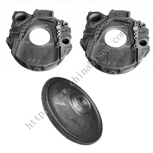 Cummins flywheel housing