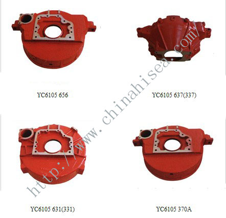 Yuhcai engine flywheel housing 4110 and 4108