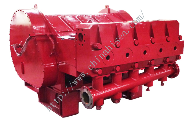Five-cylinder Fracturing Pump