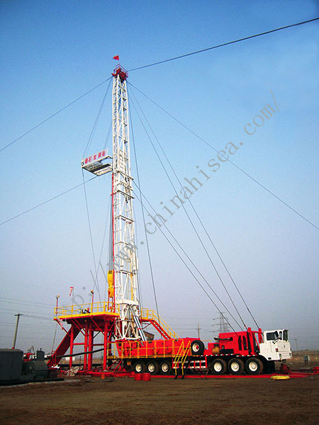 Trailer Ac Unit >> Oil/Gas Workover Rig,Oil/Gas Workover Rig manufacturer. - Hi-Sea Group