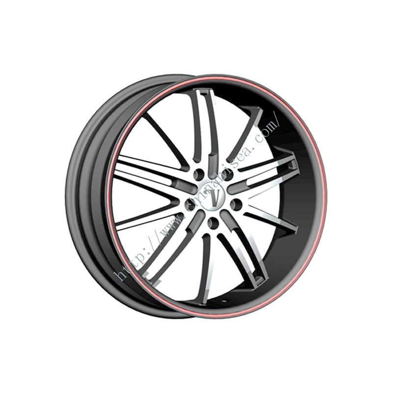 Alumium Alloy Wheel For Refitted Vehicle